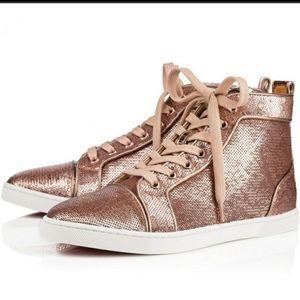 Christian Louboutin Bip Bip Orlato Flat Sneakers